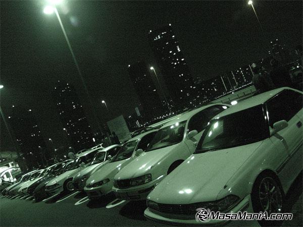 1c2b259e15ef96160990026fea000de41 Street car racing in Tokyo night sky, Roulette zoku
