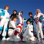 Cosplay team for perfect csoplay, 2004 winter comike report 04