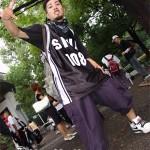 Japanese street HIP HOP scene