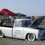 Japanese truckin style. cool customised car culture