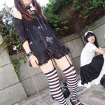 Japanese Punk Lolita girls gallery