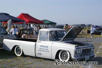 Photo of Japanese truckin style. cool customised car culture