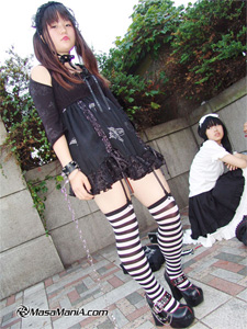 Photo of Japanese Punk Lolita girls gallery