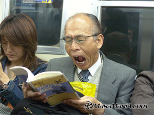 Photo of International French language give Jap uncountable yawns.