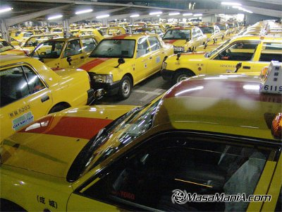 Photo of Taxi rampant begin at route 13